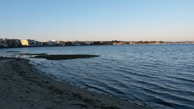 Photo for First floor flat in Sandbanks overlooking Poole Harbour