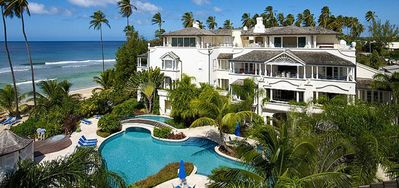 Photo for Schooner Bay 206 - The Palms  -  Beach Front - Located in  Tropical St. Peter with House Cleaning Included