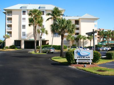 Photo for Fourth Floor Oceanfront Condo Overlooking the Pool and Beachfront