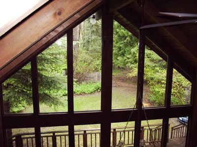 Photo for Cozy Mountain Cabin with Yakima River access, close to Roslyn and Cle Elum