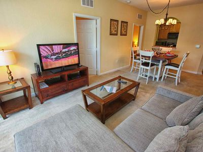 Photo for $115/nt Fall Season Special, Charming Ground Floor Condo, so Close to Disney, Universal, I Drive!