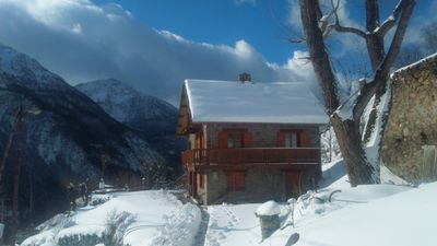 Photo for WEEKLY PROMOTION FROM 9 TO 16 FEBRUARY The Stone Chalet ***