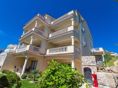 Photo for Holiday apartment with panoramic views and internet access