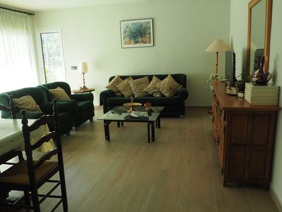 Photo for Bright apartment near the center of Begur