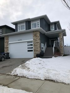 Photo for Large family home available for winter games in Sylvan Lake