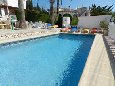 Photo for Holiday house Calpe for 4 persons with 2 bedrooms - Holiday house