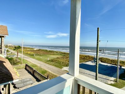 Photo for DACHA III - 2nd Row, easy access to beach, great Gulf Views, sleeps 11.