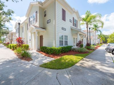 Photo for 4 Bedroom Townhome Lucaya Village