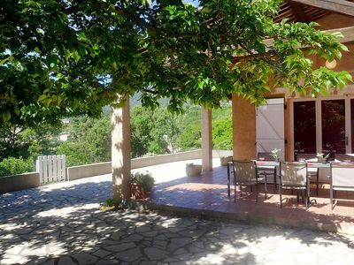Photo for House 1.4 km from the center of Cavalaire-sur-Mer with Parking, Internet, Washing machine, Garden (114917)
