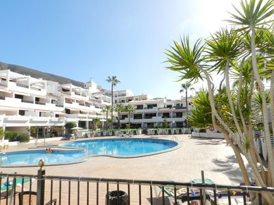 Photo for Renovated 1 bed apartment in Los Cristianos close to the beach