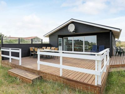 Photo for Beautiful Holiday Home in Ringkøbing with Barbecue