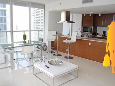 Photo for Spectacular 2 BR/BR  Apt with Weekly & Monthly Summer Spree Discounts!