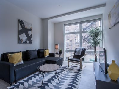 Photo for Classic 1BR in Fenway by Sonder