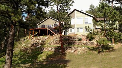 Photo for 4BR Chalet Vacation Rental in Drake, Colorado