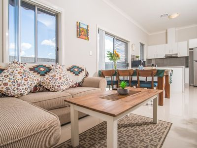 Photo for PEACEFUL 2Kingbed RootyHill Townhouse near Station