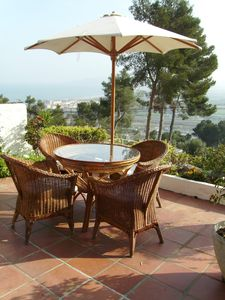 Photo for Charming house with splendid views over the bay of Estartit
