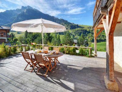 Photo for Apartment La Clusaz, 2 bedrooms, 4 persons