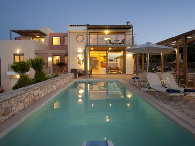 Photo for 6BR Villa Vacation Rental in Rethymnon, Crete