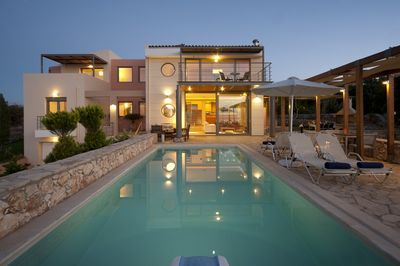 Villa Serenity / view from the swimming pool