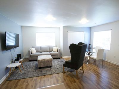Photo for Modern, Amazing, and Beachy 2 bedroom in Santa Monica! Go to Pier and Promenade!