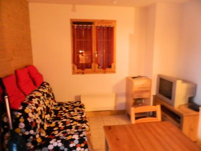 Photo for Apartment in Les 2 Alpes ski-in ski out - 2 Room Apartment 4 people