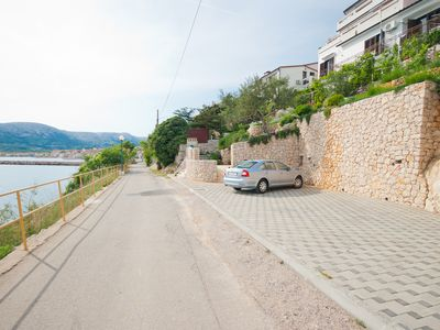 Photo for Apartment for 2 people by the sea - Apartment Hrabric