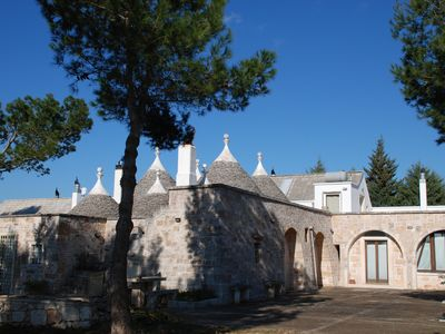 Photo for Masseria Battaglini The Trulli