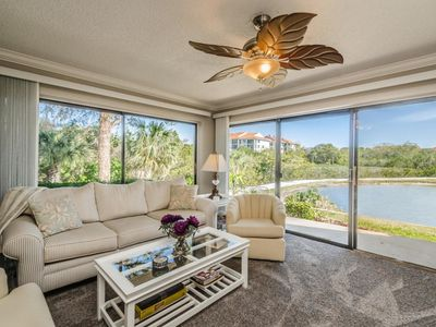Photo for Bright & Modern Condo w/tranquil views on Gulf