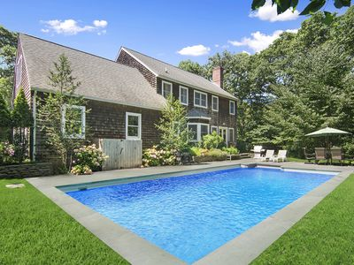 Photo for Lovely House with Pool, Close to Amagansett Beaches