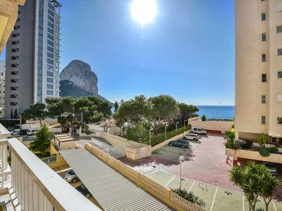 Photo for Fantastic apartment just 100m. from Cala del Morelló - Calpe