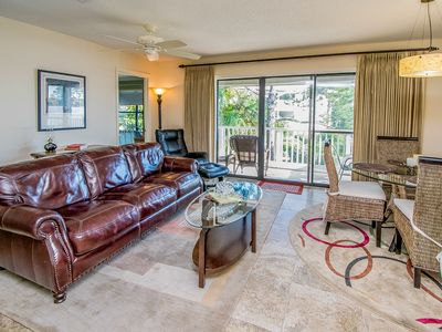 Photo for Pepper's Place - 3BR/2BA; Free WiFi; Tennis Courts; Pool; Quick Walk to Beach