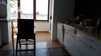 Photo for Apartment Art Deco Brussels 20 mn from city center