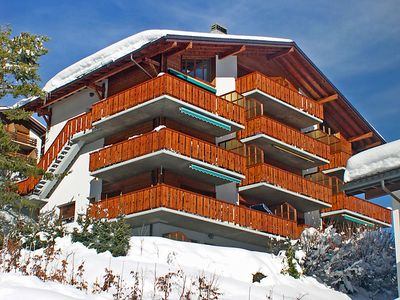 Photo for Apartment Plein Soleil A 10  in Ovronnaz, Valais - 6 persons, 3 bedrooms