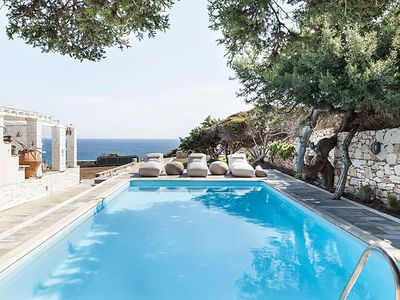 Photo for Terrific Villa Emera to rent in Paros ( Greece) by My Rental Homes