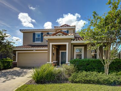 Photo for Palm Retreat Villa | Close to Disney, Private Pool Home with Games Room