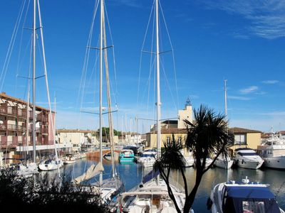 Photo for Apartment Ferienwohnung (POG142) in Port Grimaud - 4 persons, 1 bedrooms