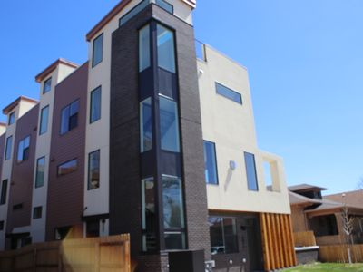 Photo for Fabulous New Modern Town-home! Right in the heart of Denver with roof top patio!