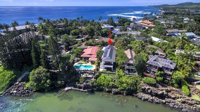 """Photo for Hale Honu """"House of Turtles"""" - Newly Built Romantic and Private Getaway"""
