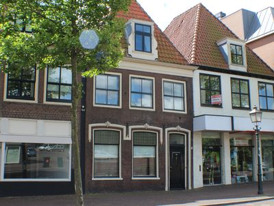 Photo for Spacious monumental mansion in historic center of Hoorn, near Amsterdam.