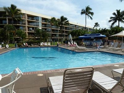 Photo for *Beautiful Ocean Front Ground Floor Unit at The Maui Sunset Complex*