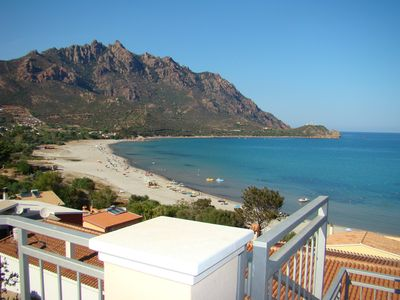 Photo for Panoramic Villa at 60 m. from the sea, Apt 3