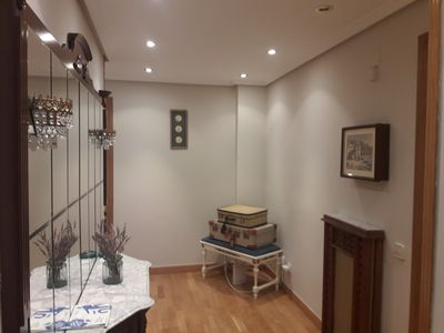 Photo for Very comfortable apartment in downtown area. Wifi