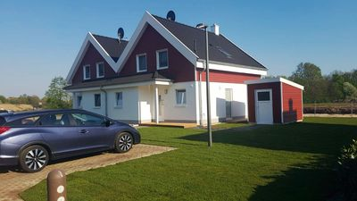 Photo for Beautiful holiday home on the Vechtesee