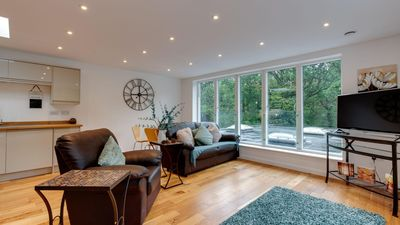 Photo for Amazing Frinton 2 bed with large terrace close to the beach