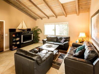 "Photo for Beautiful 2 Bedroom Oceanside Condo, the ""Catalina"""