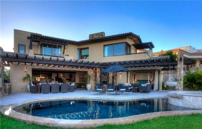 Photo for Villa D'Este - Magnificent Ocean View Estate in Puerto Los Cabos