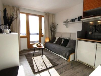 Photo for 1BR Apartment Vacation Rental in L'ALPE-D'HUEZ