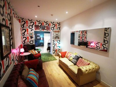 Photo for Cardiff Bay Lodge - Five Bedroom Apartment, Sleeps 20
