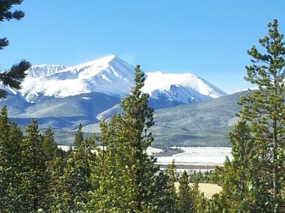 Photo for SNOW! SKI GREAT RATES/LOCATION, VIEWS, LUXURY, 40 ACRES, Ping Pong, Gym, DIRECTV