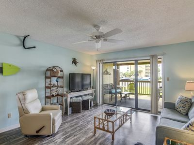 Photo for Condo w/Private Balcony, 2 Pools & Boat Docks | My Beach Getaways